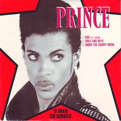"""""""Kiss"""" by Prince!"""