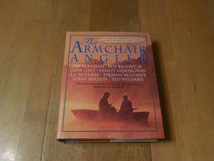 Armchair Angler by Terry Brykczynski (1994, Hardcover w/jacket) Sports Fishing