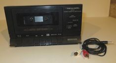 Vintage Realistic SCP-32 14-600A Stereo Cassette Tape Player Auto Reverse Dolby #Realistic