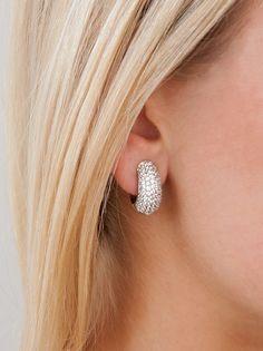 Altri bellissimi orecchini 21Diamonds indossati da una delle nostre ragazze