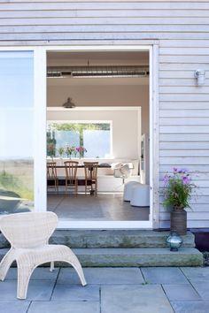 Passive House Retreat | Architect Magazine | ZeroEnergy Design, Little Compton, RI, USA, Single Family, New Construction, Modern, Energy Star, LEED Gold , Other 2011, AIA - Local Awards 2011