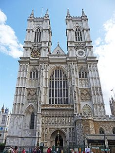 Google Image Result for http://upload.wikimedia.org/wikipedia/commons/thumb/6/6e/West_Side_of_Westminster_Abbey,_London_-_geograph.org.uk_-_1406999.jpg/250px-West_Side_of_Westminster_Abbey,_London_-_geograph.org.uk_-_1406999.jpg