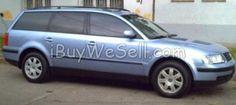 Till salu Volkswagen Passat Variant 1.8 med full utrustning, i utmärkt skick. Servicebok, rena inuti och utanför.