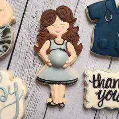 Baby Shower Cookies Baby girl cookies, Baby shower