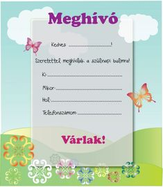 Szülinapi meghívók letöltése   kecskemet.imami.hu Map, Budapest, Kitty, Little Kitty, Location Map, Kitty Cats, Maps, Kitten, Cats
