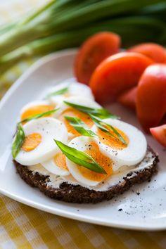 I chléb s vajíčkem do zdravého jídelníčku patří; Jakub Jurdič