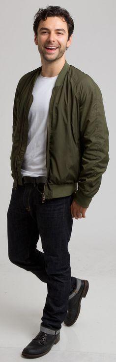Meet new 'Poldark' star Aidan Turner   New York Post