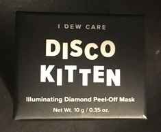 I was really excited to try the Disco Kitten Illuminating Diamond Peel Off Mask by I Dew Care from ipsy. Let me tell ya, it did not disappoint!  Unfortunately I must not have applied enough because it didn't end up forming a peel. Not a problem, I just wiped it off with a wet cloth.  Man was my skin soft and tight after! Not bad tight, but firm as if I had just gotten a facial. I also loved the fact that it came out silver. 💜 Definitely want to buy more of this product!! #ipsyglambag… Ipsy Glam Bag, Give It To Me, Let It Be, Peel Off Mask, My Opinions, Facial, Kitten, Things To Come, How To Apply