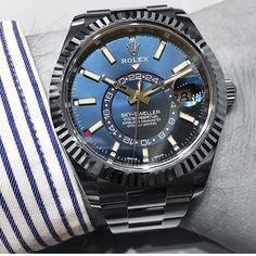 REPOST!!! Novo Rolex Sky-Dweller Lançamento #baselworld2017 Crédito @swisswatchambassador _____________________________________ #rolex #rolexero #yachtmaster #mondani#wristporn #watchfam #watchmania #wristporn#watches #watch #instadaily #photooftheda