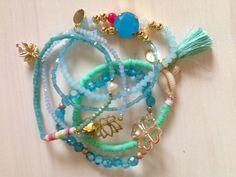 #armbandjes !! Oh, wat zijn ze vrolijk! Deze & meer vind je nu in de #webshop op >> www.livly.nl