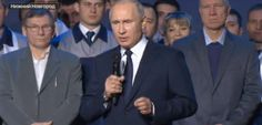 "Putin's Here To Stay – Will Seek Re-Election In 2018 https://betiforexcom.livejournal.com/29318158.html  Vladimir Putin has declared his intention to run for a fourth term as Russian president in 2018.Ending months of speculation over his plans to rule Russia, Putin made his announcement at the GAZ factory in Nizhny Novgorod after being asked by a worker to confirm his intentions, after declining to do so earlier Wednesday at a youth rally in Moscow:""There is probably no better place and no…"