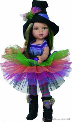 Paola Reina 305 Abigail Witch Doll
