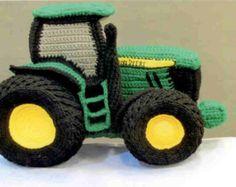 John Deere tractor pattern (pdf)