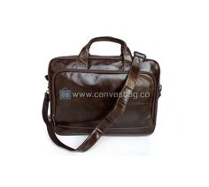 Leather Business Laptop Bags Leather Messenger Bag