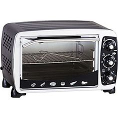 Brentwood TS-355 Extra-large Counter Top Toaster Oven  @Overstock - The extra-large Brentwood TS-355 toaster oven features an 18-liter capacity that can fit up to six slices of toast. With three settings up to 450-degrees F, this counter top toaster oven features top and bottom heating elements.http://www.overstock.com/Home-Garden/Brentwood-TS-355-Extra-large-Counter-Top-Toaster-Oven/5238024/product.html?CID=214117 $53.99
