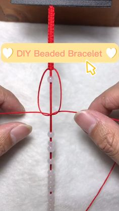 Handmade Wire Jewelry, Diy Crafts Jewelry, Diy Crafts For Gifts, Bracelet Crafts, Diy Bracelets With String, Diy Bracelets Easy, Diy Beaded Bracelets, Diy Necklace Video, Diy Friendship Bracelets Patterns