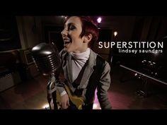 Superstition - Stevie Wonder / Adam Rafferty Arrangement (Cover by Linds...