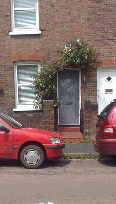 Grey door Grey Doors, Front Doors, Interior, Home, Entrance Doors, Interieur, Entry Gates, Indoor, House