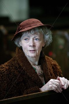MIss Marple: Geraldine McEwan
