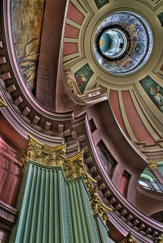 Old Court House ~ St. Louis, MO.