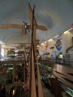 世界最大のおもちゃ箱 ドイツ博物館 ミュンヘン 旅行・観光の見所を集めました。