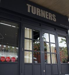 Turners in Birmingham - Readers' Restaurant of the Year for the Midlands