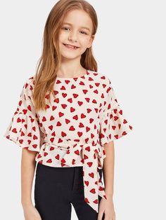 Girls Fashion Clothes, Kids Outfits Girls, Kids Fashion, Girl Outfits, Cute Outfits, Fashion Outfits, Frocks For Girls, Little Girl Dresses, Moda Junior