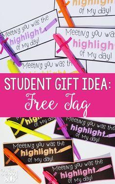 student gift idea