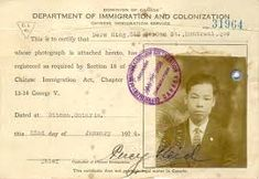 For William Ging Wee Dere, this faded green certificate — dated 96 years ago today — is a glimpse into his father's life in Canada and China. Green Certificate, My Father, Family History, Genealogy