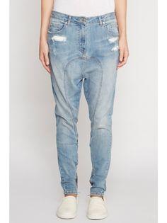 Harper Drop Crotch Jean