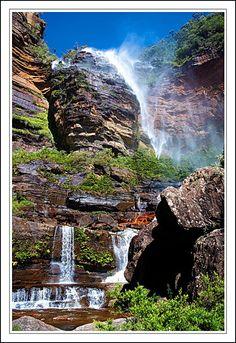 Wentworth Falls - Wentworth Falls, New South Wales
