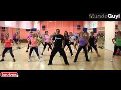 "Dança do Creu (Mc Creu·Funk do Brasil) CoreoFitness ""Mundo Guyi"" - YouTube"