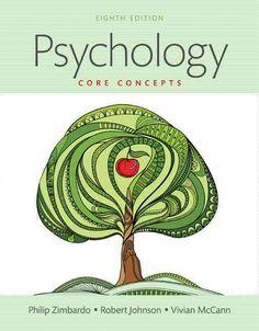 Psychology: Core Concepts, Books a La Carte Edition