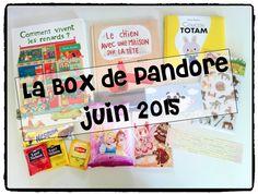 box de pandore juin 2015, littérature jeunesse