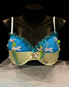 Sea Cups (Bra Creator(s): Haley Spears & Stacey Tibbs - Registered By: Respiratory Care)