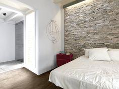 Fantastiche immagini su rivestimento in pietra home decor