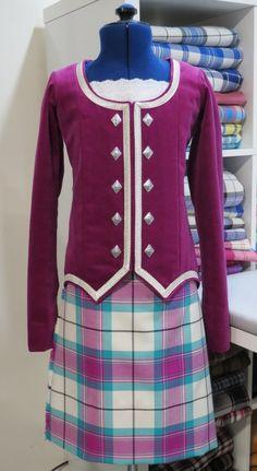 Kilts and Highland Dance Costumes - Custom made kilts and Highland Dance Costumes.   Located in Hamilton, Ontario, Canada.