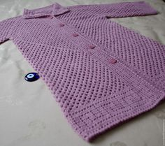 """Купить Шазюбль - легкое пальто """"Розовый туман"""" - ручная работа, handmade, hand made, розовый"""