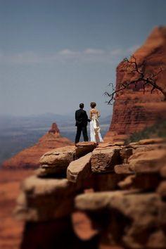 Beautiful Sedona Wedding
