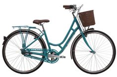 Town bike with basket!