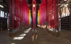 Tiffany Singh's work - The 18th Biennale of Sydney