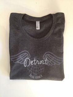 Detroit Road Runner Womens Tshirt - Goods Detroit