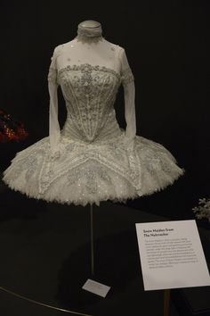 60 Years of Designing The Ballet | Flickr  National Ballet of Canada Snow Maiden