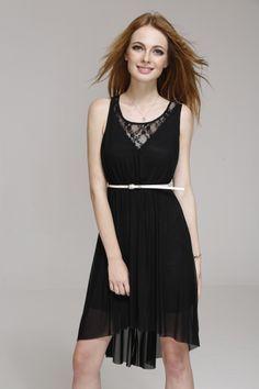 love this dress! #little_black_dress #LBD # #party #summer #dressy #elegant #date #wedding #dinner #black #dress