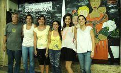 Inauguración de mural por el Día de las Mujeres Migrantes