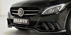Brabus wants to build you the hottest 2015 Mercedes C-Class on the planet