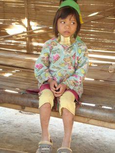 Little Kharen girl
