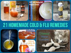 Many of us will be knocked sideways this Winter with dreaded cold and flus. They are nasty,...