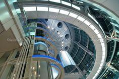Futuristic architecture — Stock Photo © yurizap #6428791