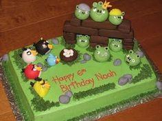 Ideas Birthday Cake Boys Star Wars Angry Birds For 2019 Angry Birds Birthday Cake, Bird Birthday Parties, Birthday Cake For Mom, Angry Birds Cake, Boy Birthday, Birthday Cakes, Birthday Ideas, Happy Birthday, Cupcake Party